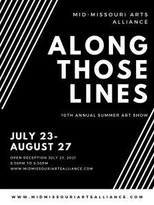 MMAA 10th Annual Art Show @ Mid-Missouri Arts Alliance